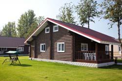 Отдых в деревянных коттеджах - сила дерева в стенах дома